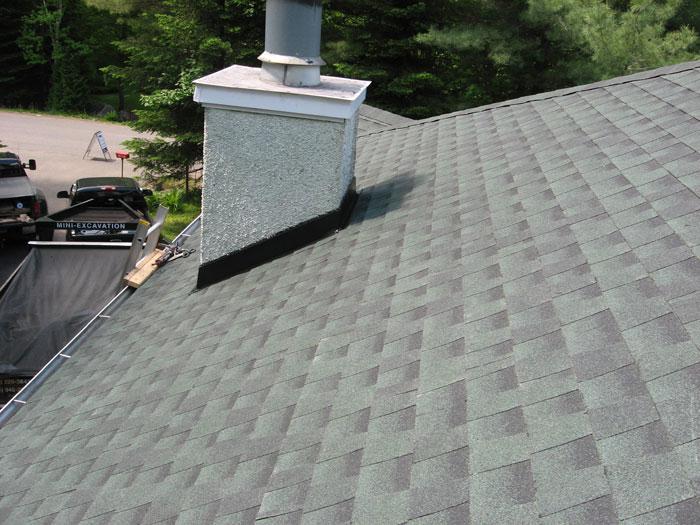 Solin de chemin e rev tements modernes du toit - Solin de toit ...